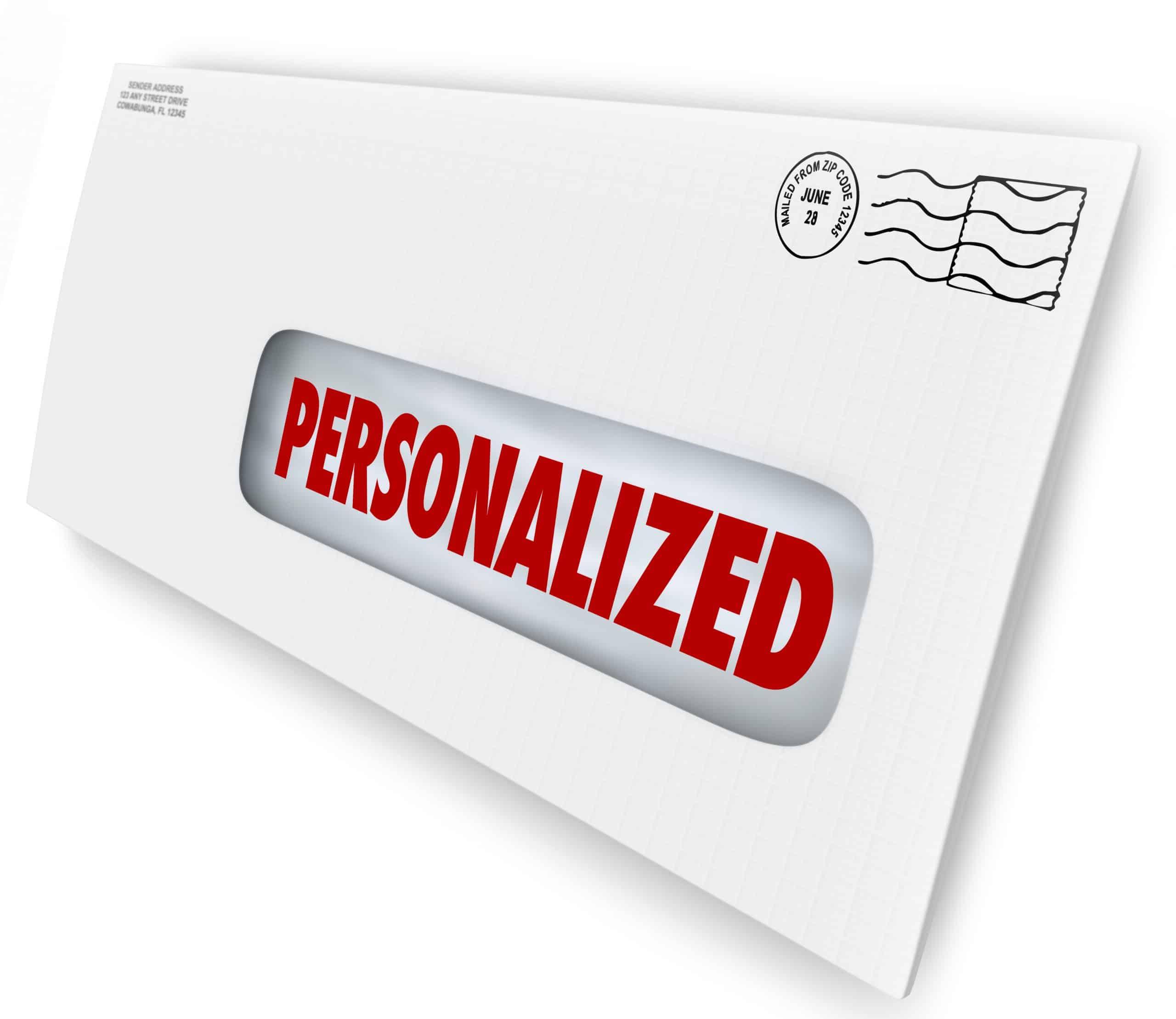 Personalized SMS Marketing